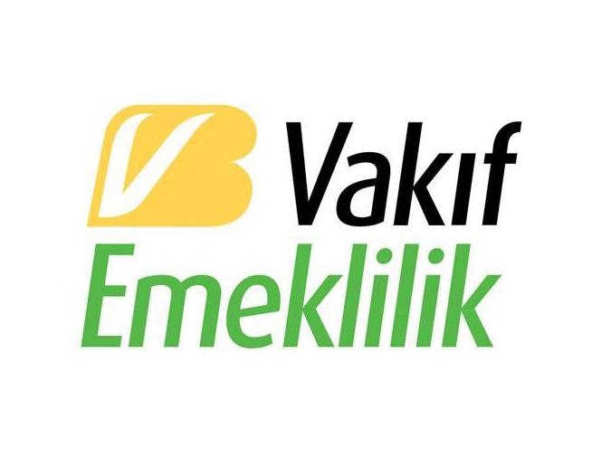 Vakif Emeklilik Logo