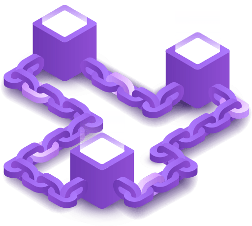 blockchain görseli