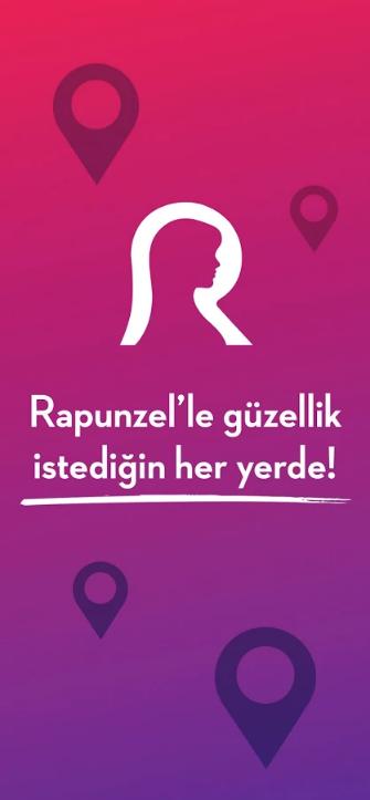 rapunzel uygulama görseli 1